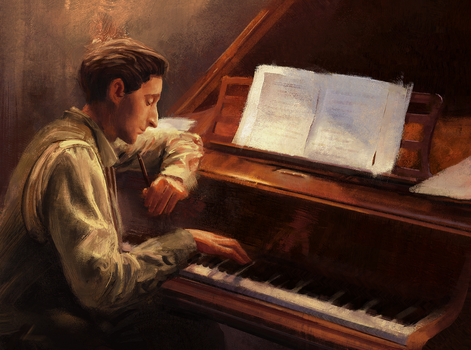 The Pianist by Aliena85