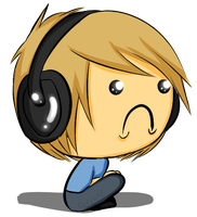 Pewdie Chibi by NejiKitty