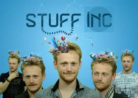Stuff INC by CorentinChiron