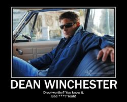 Dean Winchester by aeriefeeling