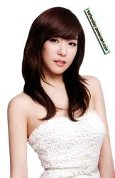 Tiffany Hwang PNG 2 by Karlanaley