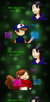 Gravity Falls meets Pokemon by HezuNeutral