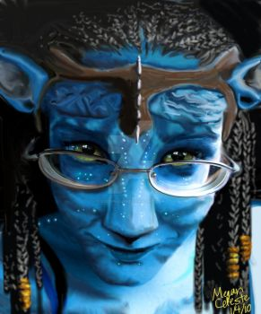 Me the Na'vi - 2 by LilithVallin
