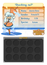 PKMNSkies Jeanne App by SpaceCaptainOrca
