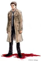 Castiel by metope87