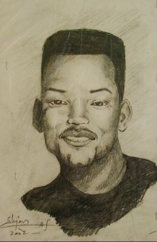 Will Smith by 1002studio