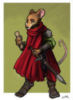 Mouse Guard by TheLivingShadow