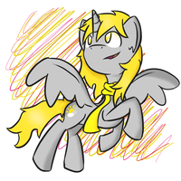 Silver Storm by SketchyNix