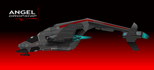 LAV-88A Angel Dropship by Afterskies