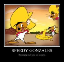 Speedy Gonzales by Look0verthere
