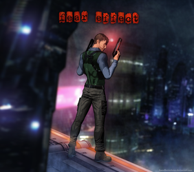 Fear Effect - Royce Glas Render 1 by LitoPerezito