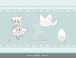 Critter Adoptable - Werecat SOLD by Asgard-Chronicles