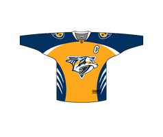 Nashville Jersey Concept by PD-Black-Dragon