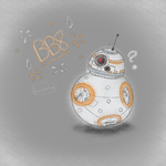 BB8 by pkmntrainer-rae