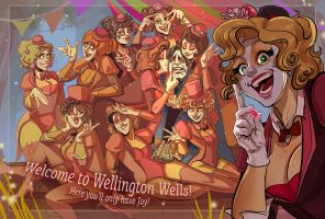 We Happy Few: Here you'll only have Joy by ArainMorn