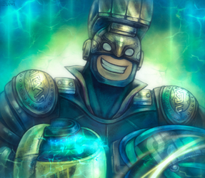 ARMS - ocrim's Max Brass by Louivi