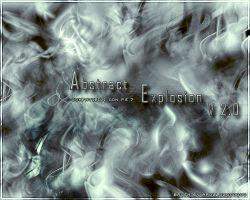 Abstract Explosion V 2.0 by apollo2000000
