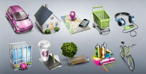 Urban Stories Icons by damao50
