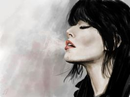 Alex Hepburn + interested in prints ? by Matou31