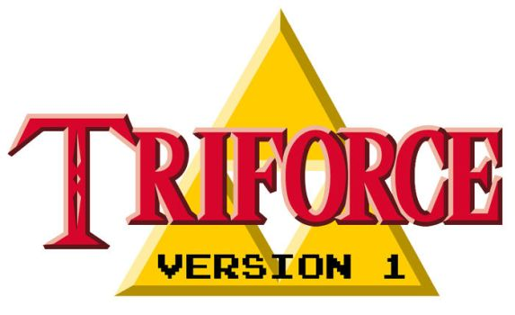 Triforce - Version 1 by Jackster3000