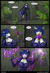 Commission - Krystal Chaos - Page 1 by Midas-Bust