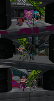 A Concret With The Squid Sisters And Off The Hook by 123emilymason