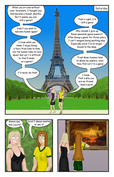 A weekend in Paris 3/7 by hippo2
