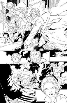 X-Men Gold #5 - Page 14 by adr-ben