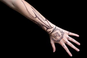 Tribal Tattoos by Panther-G