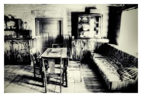 Old Times - The Room by Riffo