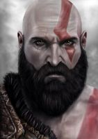 God of War: Kratos by TheBRStory