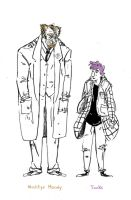 Hp-Moody and Tonks by polyminthe