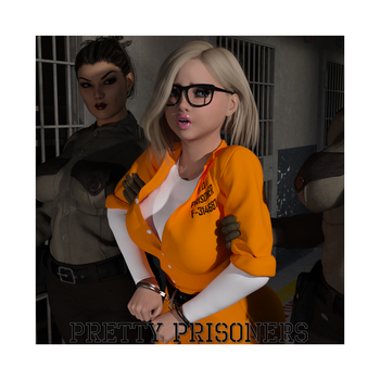 3DBG - Pretty Prisoners Cover Photo by MartyMartyr1