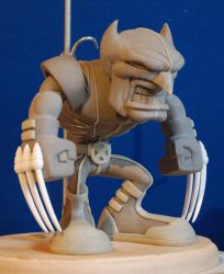 Wolverine Subcast sculpt iso by MalottPro