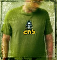 DNB T-Shirt by MaComiX