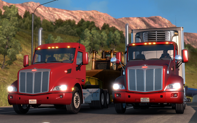 [ATS] Like brothers by RomsnMan