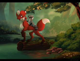 Forest Pals by Kitchiki
