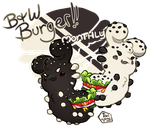 [Open] Paca Monthly - B+W Burger by toripng