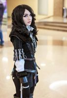 The Witcher 3. Yennefer. by Tegorin