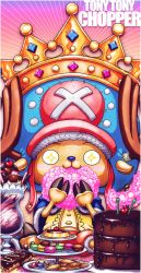 Tony Tony Chopper by ZachSmithson