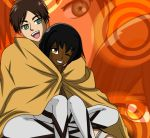 [R.Q for landra15] Eren x Katia by CoffeeholicLinda-DI