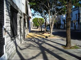 Bajo Flores Streets by flamaster3