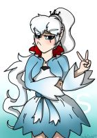 RWBY: Weiss by SaintsSister47
