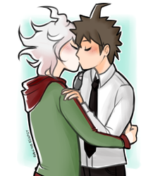 _SDR2:HappyEverAfter_ by RobicTheEscapist