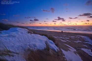Snow and Sand by Svision