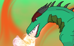 Fire breather. by loiswolf