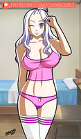 Mirajane Strauss (Patreon Preview) by chancero