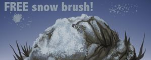 FREE Snow Brush! by Rametic