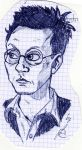 Michael Emerson Cartoon by Silwy-whisky
