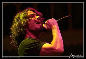 Chris Cornell II by Awarnach
